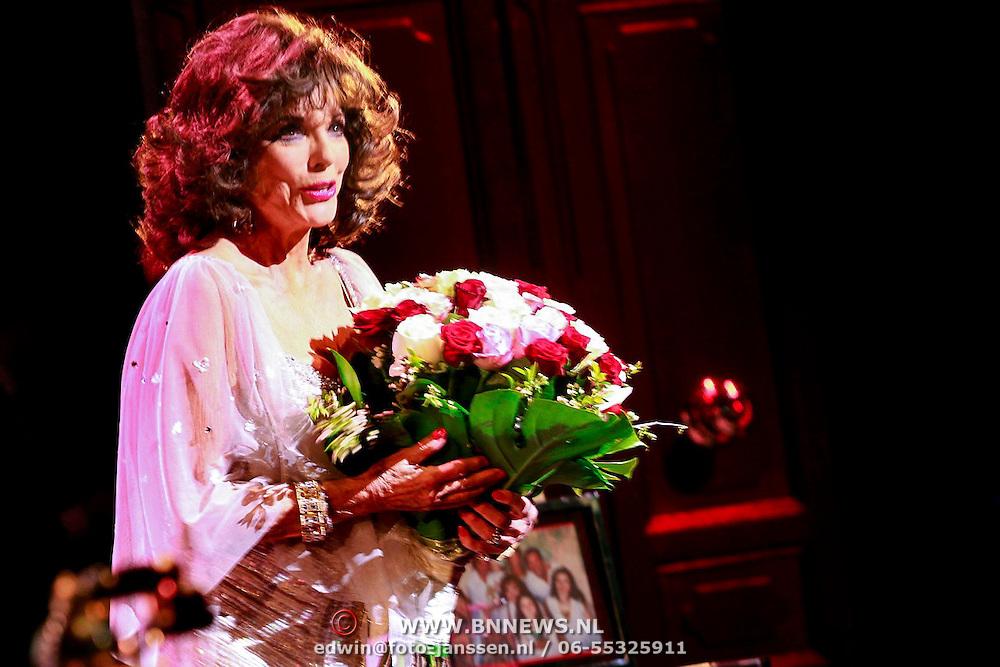 NLD/Amsterdam/20120420 - Show Joan Collins, Joan