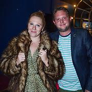 NLD/Hilversum/20130925 -  Sky Radio 25 Year Anniversary Concert, Coosje Smid en partner Menno