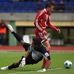 20090420: Football - Soccer - Prva Liga Telekom Slovenije, NK Interblock vs NK Primorje