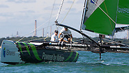 ENGLAND, Cowes, iShares Cup, 31st July 2009, Ecover.