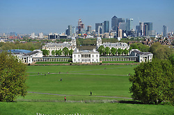 &copy; Licensed to London News Pictures.04/05/2018<br /> GREENWICH, UK.<br /> Photo credit:Grant Falvey/LNP<br /> A sunny start to the May bank holiday weekend  at Greenwich Park, Greenwich.