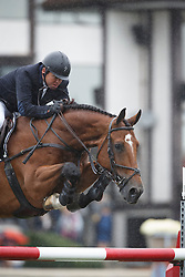 Van Der Schans Wout Jan, (NED), Capetown <br /> CP International Grand Prix presented by Rolex<br /> Spruce Meadows Masters - Calgary 2015<br /> © Hippo Foto - Dirk Caremans<br /> 13/09/15
