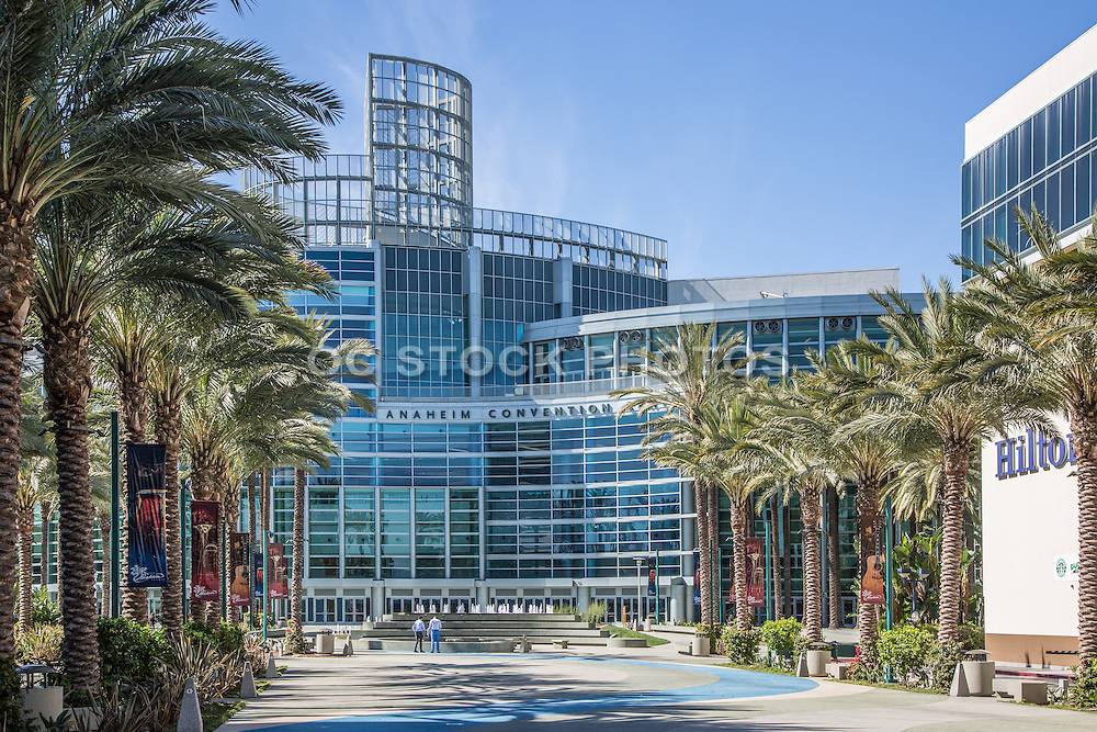 Anaheim Convention Center Grand Plaza and Hilton Hotel