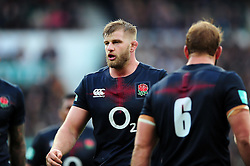 George Kruis of England - Mandatory byline: Patrick Khachfe/JMP - 07966 386802 - 26/11/2016 - RUGBY UNION - Twickenham Stadium - London, England - England v Argentina - Old Mutual Wealth Series.