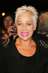 Denise Welch, Strangers On A Train - press night, Gielgud Theatre, London UK, 19 November 2013, Photo by Richard Goldschmidt © Licensed to London News Pictures. {date} Photo credit : Richard Goldschmidt/Piqtured/LNP