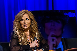 LOS ANGELES, CA - AUGUST 6:  Mexican music diva Gloria Trevi presented her new DVD off the new soon to be released El Amor album at the Grammy Museum on August 6, 2015 in Los Angeles, California. Byline, credit, TV usage, web usage or linkback must read SILVEXPHOTO.COM. Failure to byline correctly will incur double the agreed fee. Tel: +1 714 504 6870.