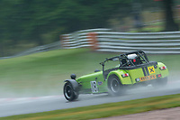 #18 Ian BROWN Caterham Supersport  during CSCC Gold Arts Magnificent Sevens  as part of the CSCC Oulton Park Cheshire Challenge Race Meeting at Oulton Park, Little Budworth, Cheshire, United Kingdom. June 02 2018. World Copyright Peter Taylor/PSP.