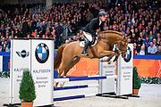 Willem Greve - Haines GH<br /> Presentatie Jaargang 2015<br /> KWPN Hengstenkeuring 2016<br /> © DigiShots