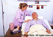 Medical doctor, physician at work Physical Therapy, Patient and Therapist, Caring Therapist