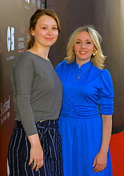 Edinburgh International Film Festival, Monday, 25th June 2018<br /> <br /> JELLYFISH (European Premiere)<br /> <br /> Pictured: Liv Hill and Sinead Matthews<br /> <br /> (c) Alex Todd | Edinburgh Elite media