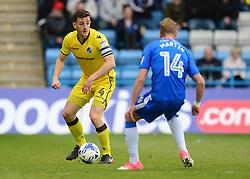 Tom Lockyer of Bristol Rovers - Mandatory by-line: Alex James/JMP - 14/04/2017 - FOOTBALL - MEMS Priestfield Stadium - Gillingham, England - Gillingham v Bristol Rovers - Sky Bet League One