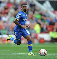 Leeds United's Liam Bridcutt