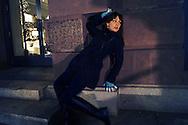 Dancer and Instructor. Beacon Hill. Boston, MA.