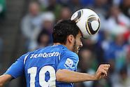 2010 World Cup - Slovakia v Italy