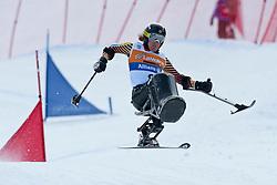 BROUSSEAU Caleb, CAN, Team Event, 2013 IPC Alpine Skiing World Championships, La Molina, Spain