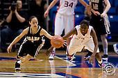 Boise St Basketball W 2009-10 v Idaho