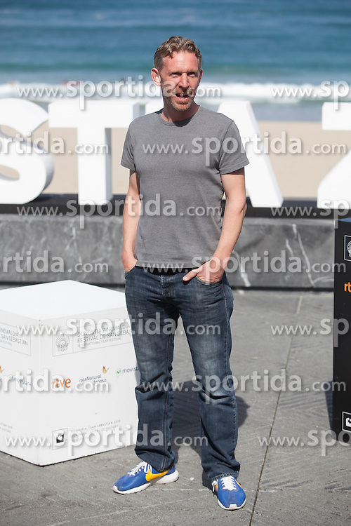 26.09.2015, Madrid, San Sebastian, ESP, San Sebastian International Film Festival, im Bild Actor Paul Thornley poses during `London road&acute; film presentation // at 63rd Donostia Zinemaldia, San Sebastian International Film Festival in Madrid in San Sebastian, Spain on 2015/09/26. EXPA Pictures &copy; 2015, PhotoCredit: EXPA/ Alterphotos/ Victor Blanco<br /> <br /> *****ATTENTION - OUT of ESP, SUI*****