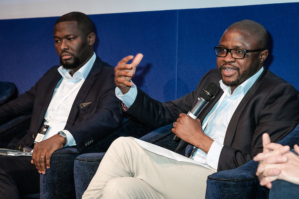Africa Tech Summit London provides unrivalled insight, networking and business opportunities for African and international tech leaders and investors who want to drive growth in Africa.<br /> <br /> Africa Tech Summit London was launched in 2016 to share globally the growth in the tech ecosystem across Africa. The mobile first continent provides opportunities that previously did not exist for investors, entrepreneurs and corporates. The vision for the first Africa Tech Summit London was simply to bring together these great companies and initiatives across the continent and connect them with international ventures, investors and entrepreneurs who were truly focused on business and investment in Africa. (Photos/Ivan Gonzalez)