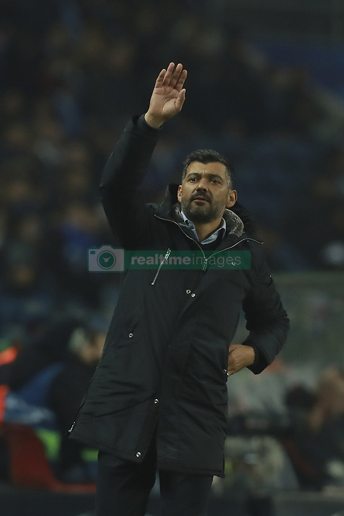 December 6, 2017 - Na - Porto, 06/12/2017 - Football Club of Porto received, this evening, AS Monaco FC in the match of the 6th Match of Group G, Champions League 2017/18, in Estádio do Dragão. Sérgio Conceição  (Credit Image: © Atlantico Press via ZUMA Wire)