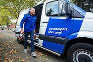 Foto: Gerrit de Heus. Rotterdam. 18-10-2018. Els Logistics.