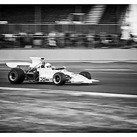 #58, March 721G (1972), Richard Smeeton (GB), Silverstone Classic 2015, FIA Masters Historic Formula One. 24.07.2015. Silverstone, England, U.K.  Silverstone Classic 2015.