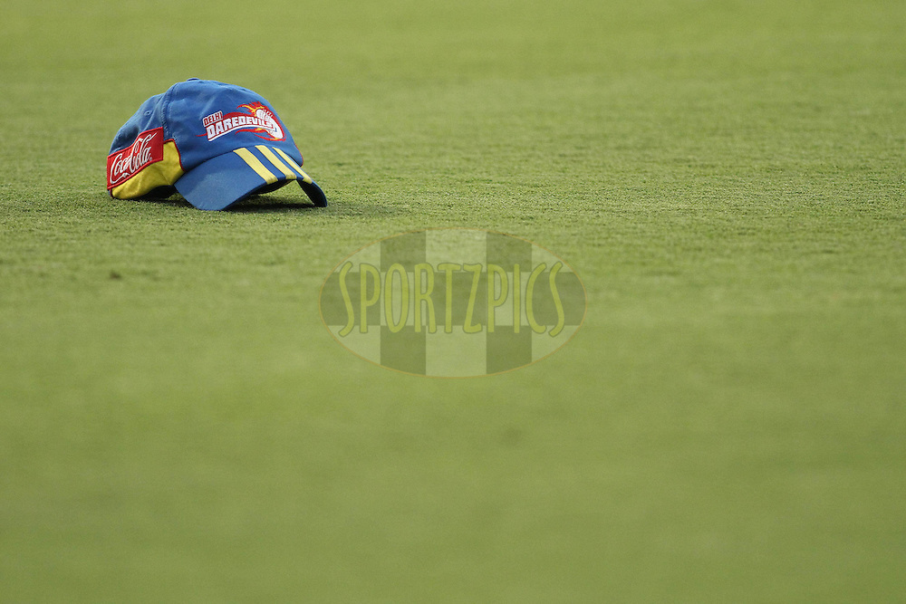 GV during the training session of the Delhi Daredevils held at the Rajiv Gandhi International Cricket Stadium in Hyderabad, India on the 4th May 2011..Photo by Shaun Roy/BCCI/SPORTZPICS