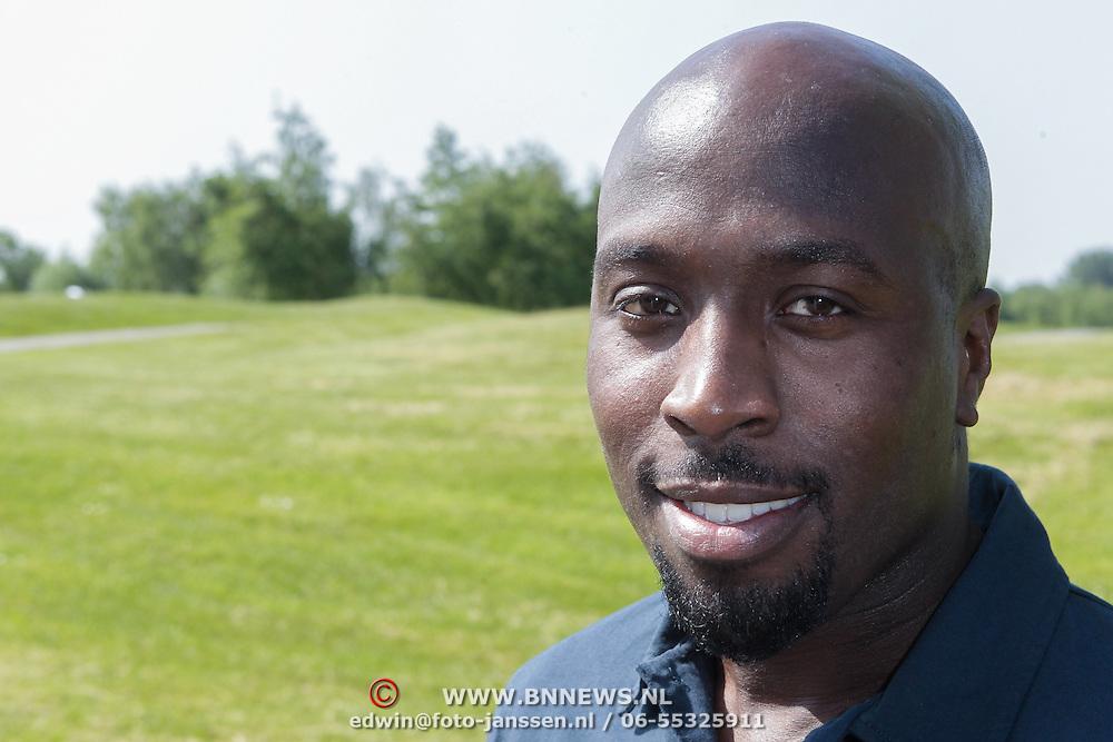 NLD/Abcoude/20120530 - Gekleurde bn' ers gaan multicultureeel golfen, Fernando Halman