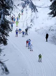 30.12.2011, DKB-Ski-ARENA, Oberhof, GER, Viessmann FIS Tour de Ski 2011, Pursuit/ Verfolgung Damen im Bild Feature . // during of Viessmann FIS Tour de Ski 2011, in Oberhof, GERMANY, 2011/12/30  .. EXPA Pictures © 2011, PhotoCredit: EXPA/ nph/ Hessland..***** ATTENTION - OUT OF GER, CRO *****