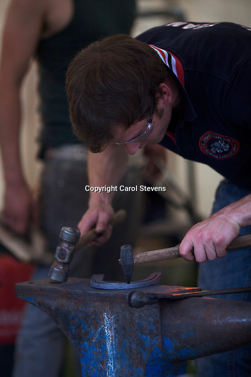 Farrier Competition