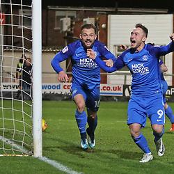 Fleetwood Town v Peterborough United