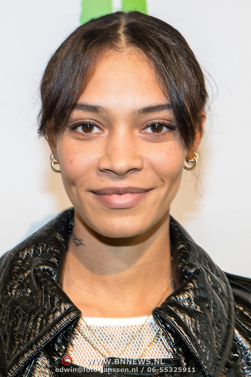 NLD/Amsterdam/20180305 - Uitreiking Buma Awards 2018, Rochelle Perts
