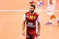 Emmanuel Ragondet  - 04.12.2014 - Cannes / Narbonne - 9eme journee de Ligue A  <br /> Photo : Nogier / Icon Sport