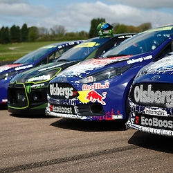 World Rallycross Media Day at Lydden Hill Race Circuit, Kent (c) Matt Bristow | SportPix.org.uk