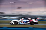 January 24-27, 2019. IMSA Weathertech Series ROLEX Daytona 24. #25 BMW Team RLL BMW M8 GTE, GTLM: Augusto Farfus, Connor De Phillippi, Philipp Eng, Colton Herta
