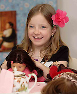 2007 - American Girl Tea Party in Waynesville