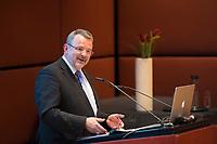 DEU, Deutschland, Germany, Berlin, 04.12.2017: Franz Thönnes (SPD) bei der Willy-Brandt-Preisverleihung der Norwegisch-Deutschen Willy-Brandt-Stiftung.