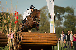 Cook Kristina (GBR) - Billy The Red<br /> Cross country 7 years old horses<br /> Mondial du Lion - Le Lion d'Angers 2014<br /> © Dirk Caremans<br /> 18/10/14