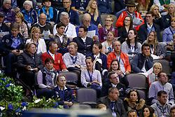 Guerdat Steve, SUI, Fuchs Martin, SUI, Skelton NIck, Philippaerts Ludo, BEL, Weishaupt Philip, GER<br /> Round 2<br /> Longines FEI World Cup Jumping, Omaha 2017 <br /> © Hippo Foto - Dirk Caremans<br /> 01/04/2017