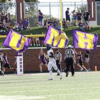 Football: University of Mary Hardin-Baylor Crusaders vs. Howard Payne University Yellow Jackets