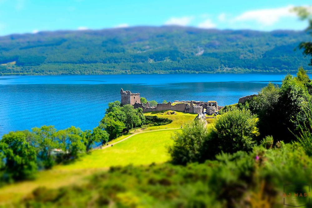 Loch Ness, Scotland, U.K. July 18, 2014. (Photo by AJ Mast)