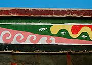 Fishing Boat Art - Dakar Senegal