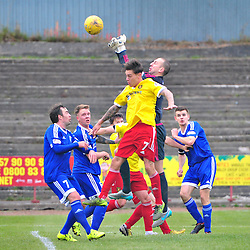 Albion Rovers v Peterhead | Scottish League One | 17 October 2015