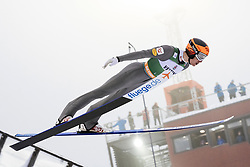 February 8, 2019 - Lahti, Finland - Thomas Wolfgang Joebstl competes during Nordic Combined, PCR/Qualification at Lahti Ski Games in Lahti, Finland on 8 February 2019. (Credit Image: © Antti Yrjonen/NurPhoto via ZUMA Press)