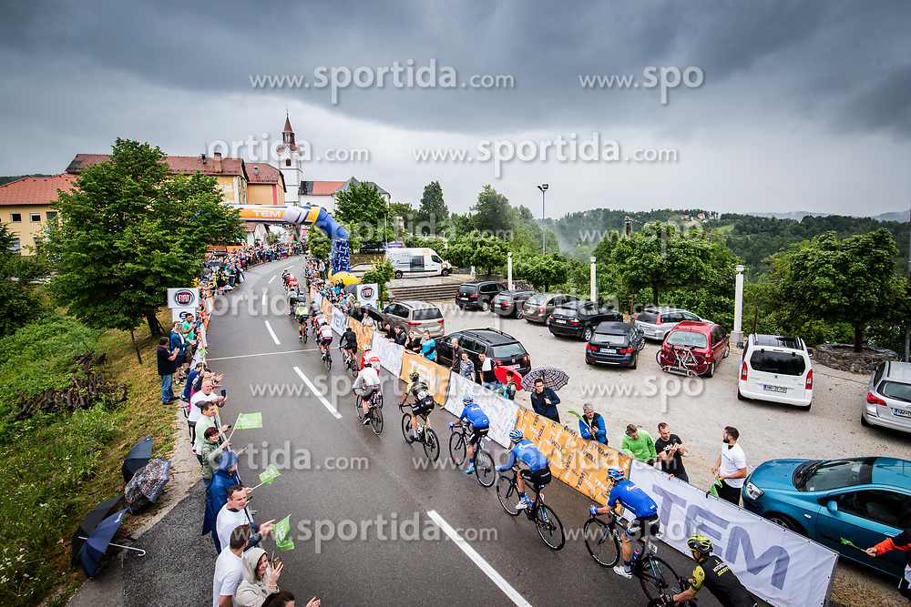 Catez Village on 5th Stage of 26th Tour of Slovenia 2019 cycling race between Trebnje and Novo mesto (167,5 km), on June 23, 2019 in Slovenia. . Photo by Peter Podobnik / Sportida