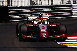 May 25, 2018 - Montecarlo, Monaco - 03 Sean GELAEL from India of PERTAMINA PREMA THEODORE RACING during the Monaco Formula One Grand Prix  at Monaco on 23th of May, 2018 in Montecarlo, Monaco. (Credit Image: © Xavier Bonilla/NurPhoto via ZUMA Press)