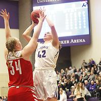 Women's Basketball: University of St. Thomas (Minnesota) Tommies vs. Ripon College Red Hawks