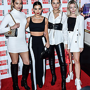 Four of Diamonds Arrivals at Pretty Woman The Musical press night at Piccadilly Theatre on 2nd March 2020, London, UK.