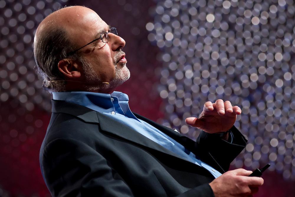 Boston Children's Hospital endocrinologist Norman Spack addresses TedX Beacon Street discussed transgender teens.