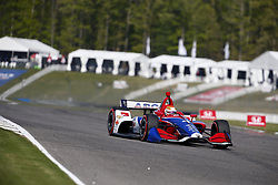April 20, 2018 - Birmingham, Alabama, United States of America - April 20, 2018 - Birmingham, Alabama, USA: MATHEUS LEIST (4) of Brazil takes to the track to practice for the Honda Grand Prix of Alabama at Barber Motorsports Park in Birmingham, Alabama. (Credit Image: © Justin R. Noe Asp Inc/ASP via ZUMA Wire)