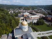 Statehouse in Montpelier, Vermont.
